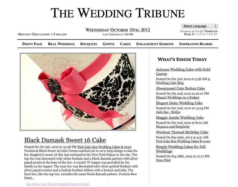 The Wedding Tribune